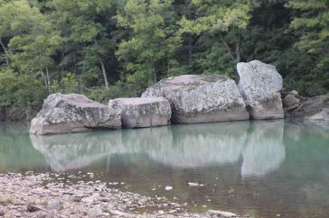 big piney creek, long pool recreation area, ozark national forest