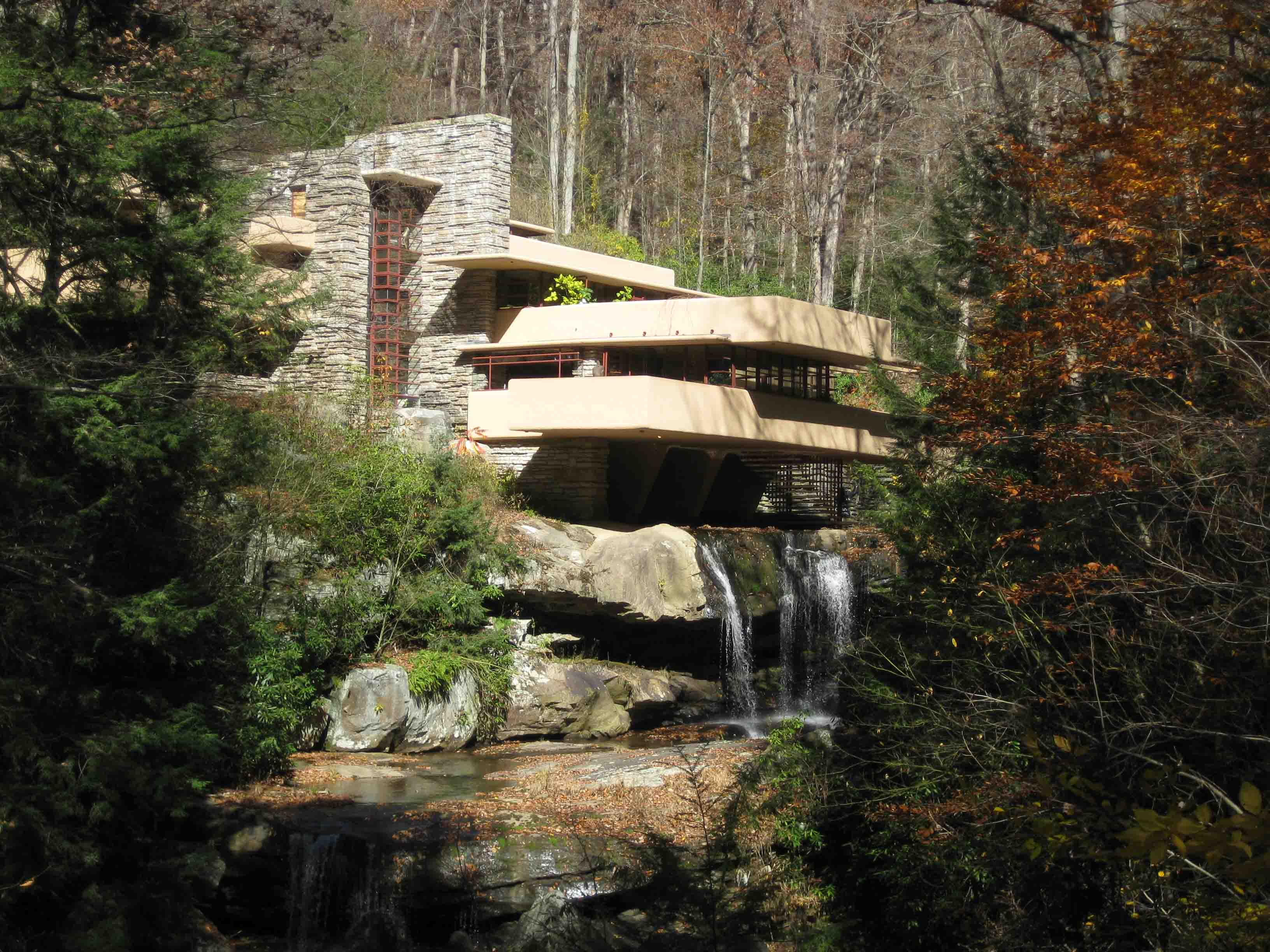 falling water house fallingwater etb travel photography 11190