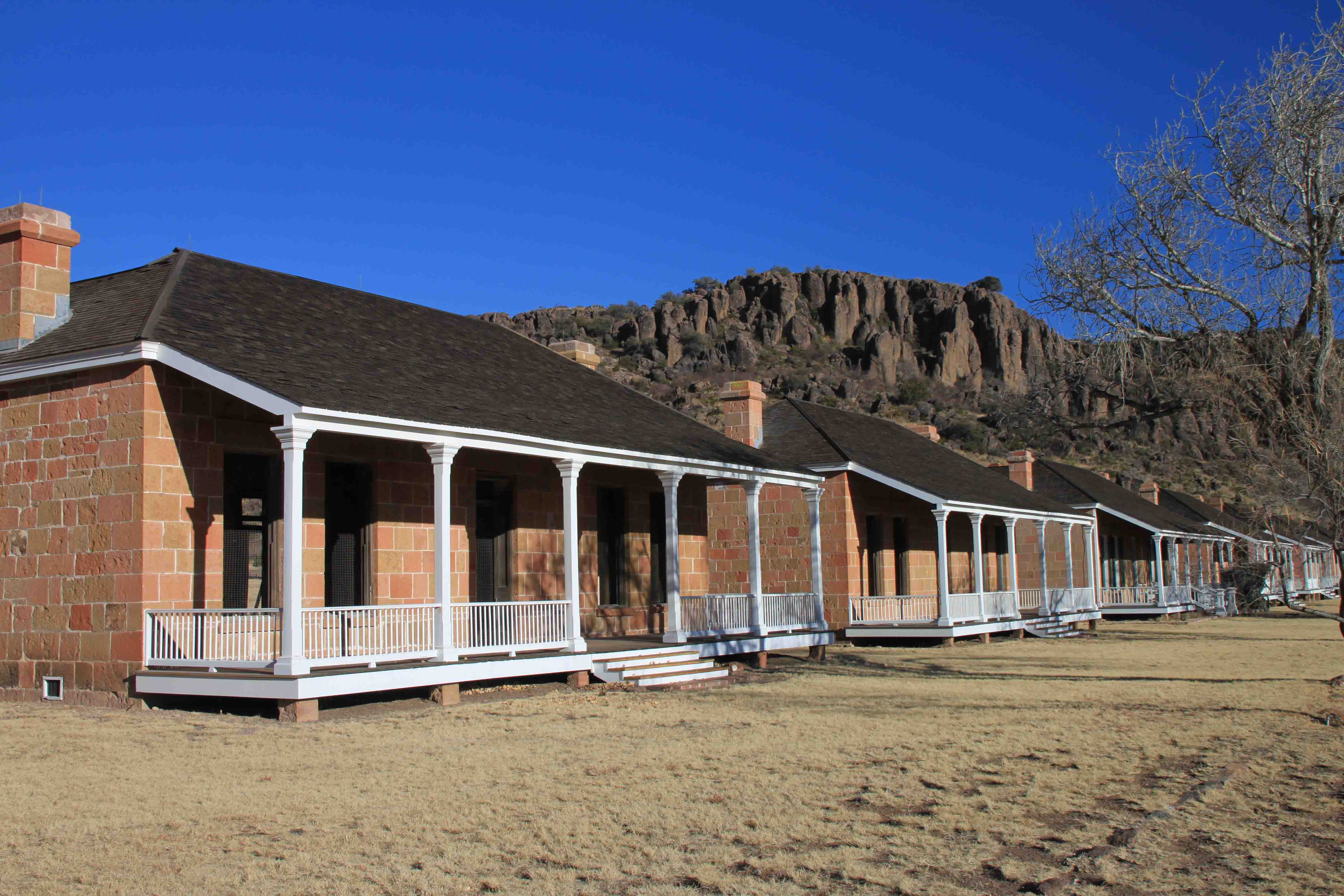 Fort Davis National Historic Site Etb Travel Photography