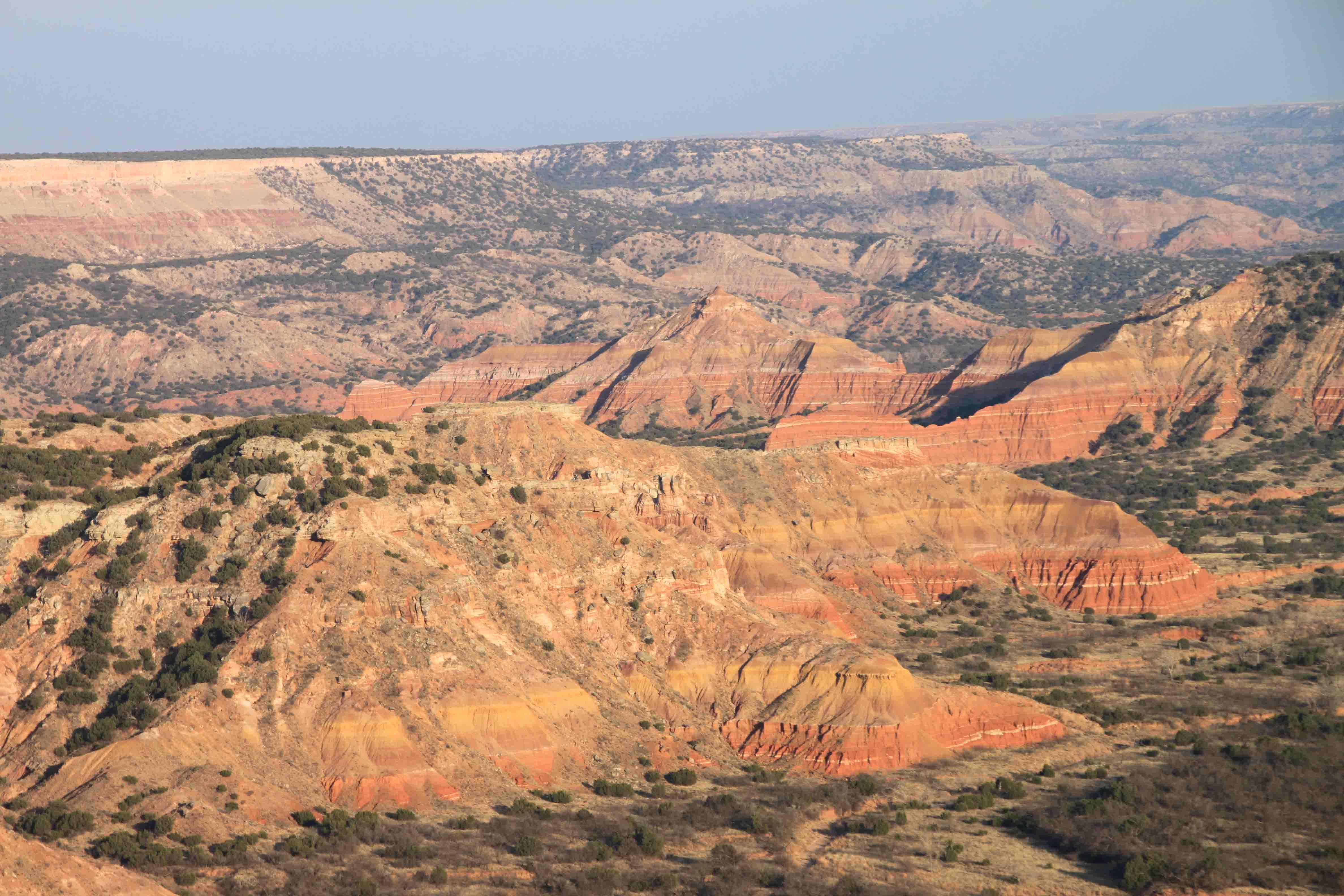 Palo Duro Canyon State Park Etb Travel Photography