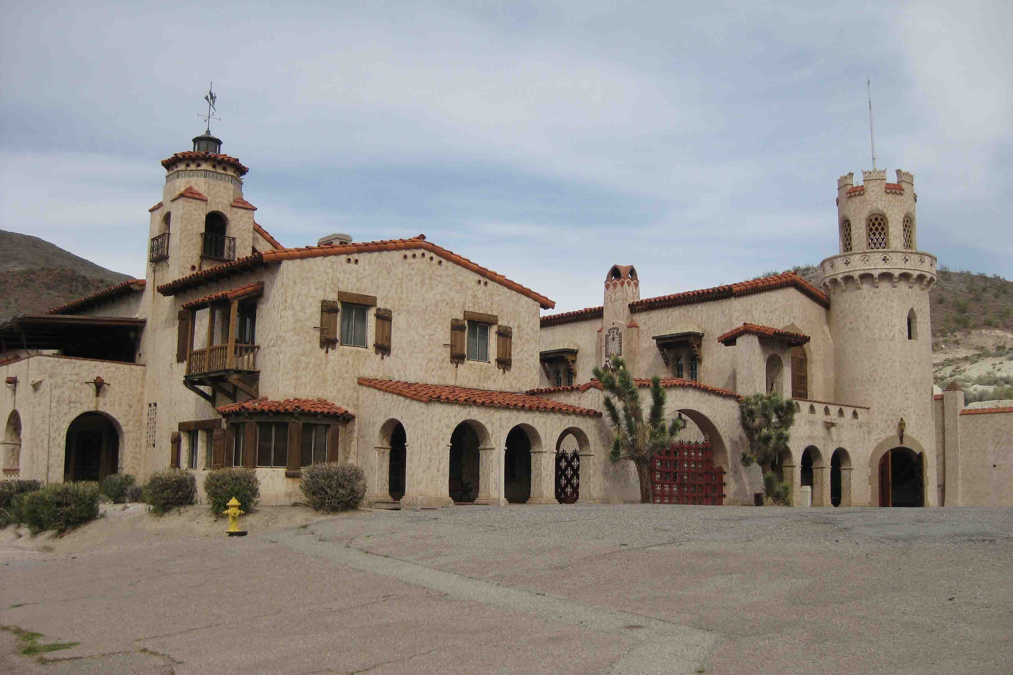 Death Valley Guided Tours >> Scotty's Castle – ETB Travel Photography