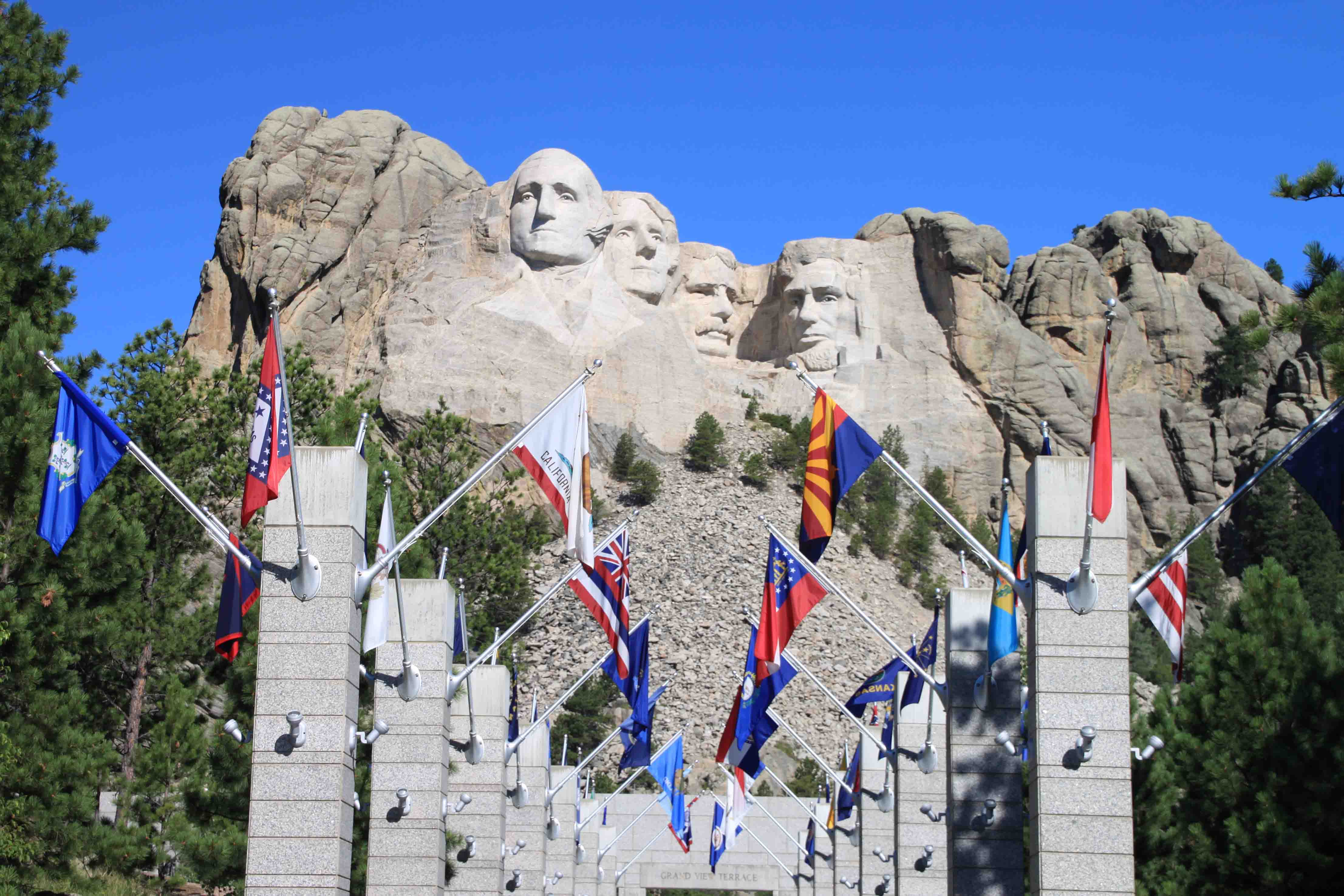 Mount Rushmore | Adventures of a Couchsurfer