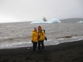whalers bay, antarctica