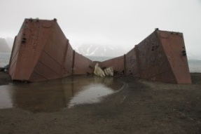 whalter's bay, antarctica