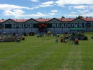 Spruce Meadows