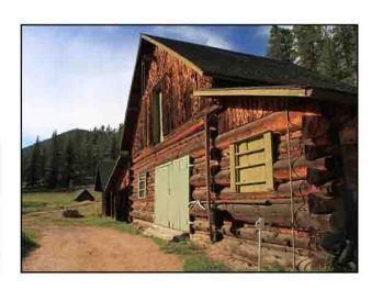 the barn website copy