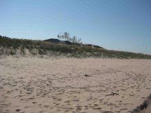 sand shipwreck
