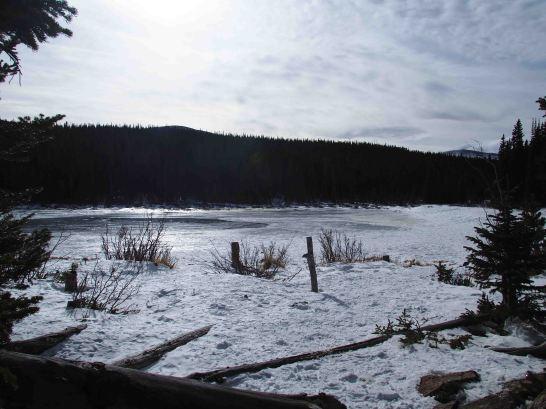 Red Rocks Lake