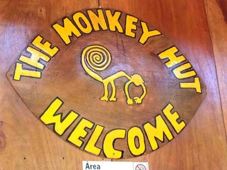monkey hut