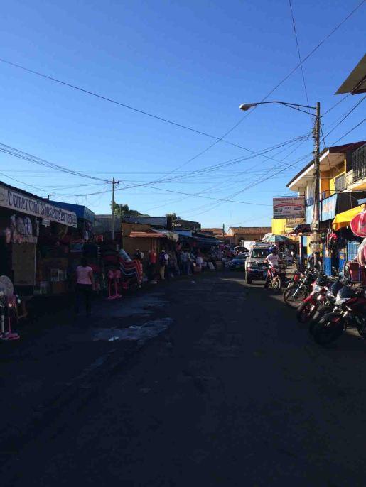 market in granada nicaragua