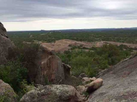 enchanted rock state park