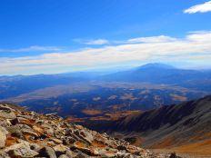 view from mt. shavano
