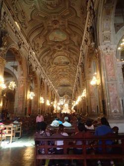 municipal cathedral santiago