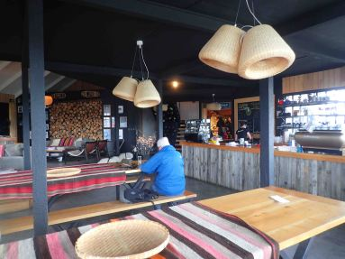 Kau Lodge coffee shop