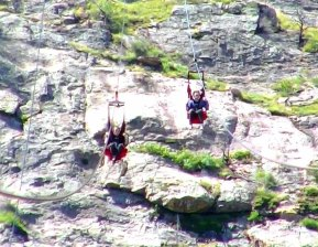 royal gorge zipline