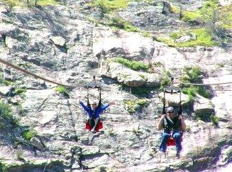 royal gorge zipline