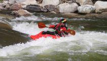 kayaking, paddle fest buena vista