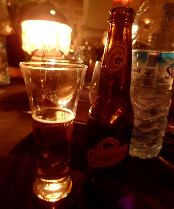 Casablanca Beer in Casablanca