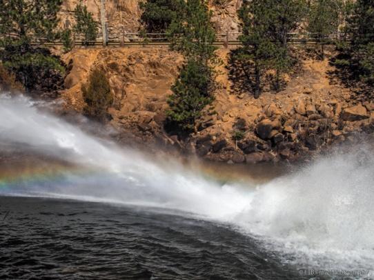 Bottom of Dam
