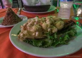 Restaurants in San Andres, Colombia