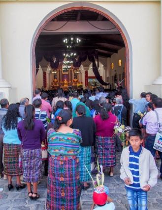 Palm Sunday Church