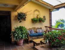 my shared patio