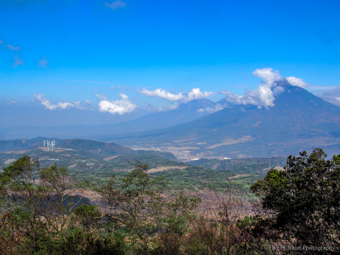 view of Agua and Fuego