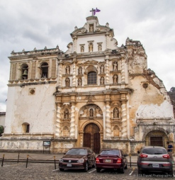 Antigua Churches and Parks