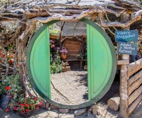 Hobbitenango garden house
